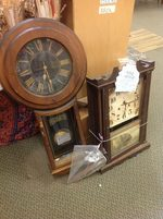 fancy old clocks